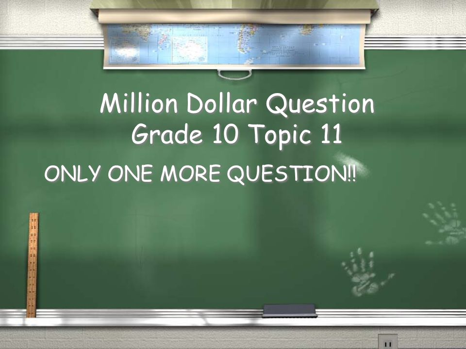 Answer 10 /D/D /D/D Return