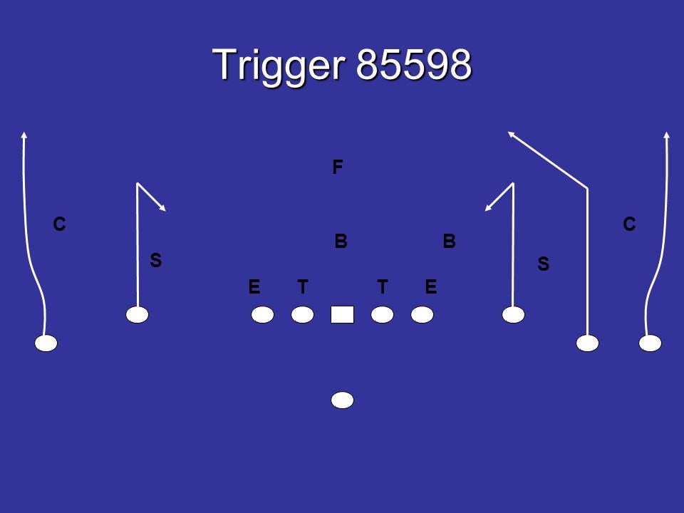 Trigger 85598 E T T E B B S S F CC