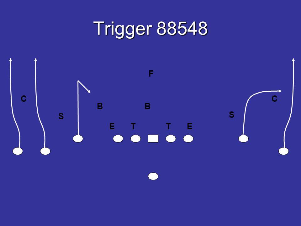 Trigger 88548 E T T E B B S S F CC
