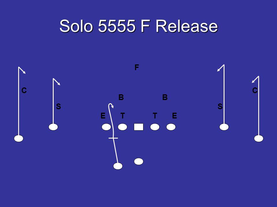 Solo 5555 F Release E T T E B SS F CC
