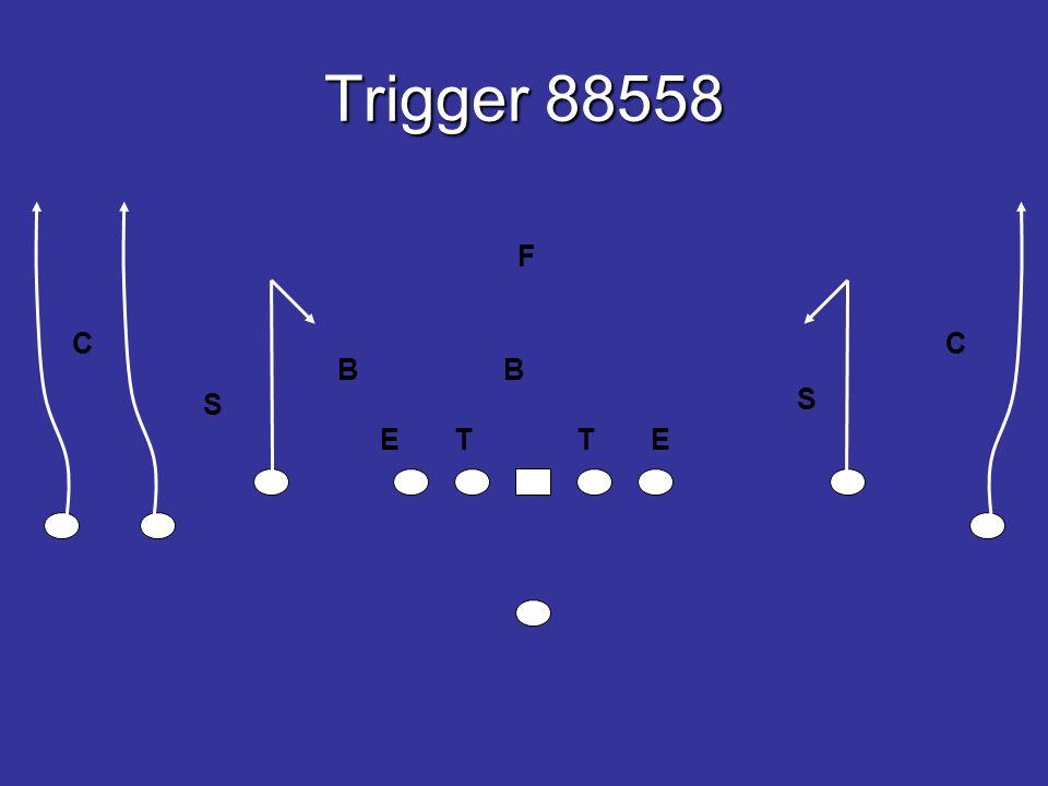 Trigger 88558 E T T E B B S S F CC