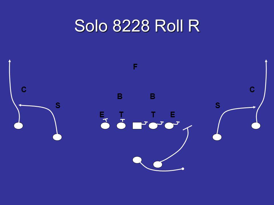 Solo 8228 Roll R E T T E B SS F CC