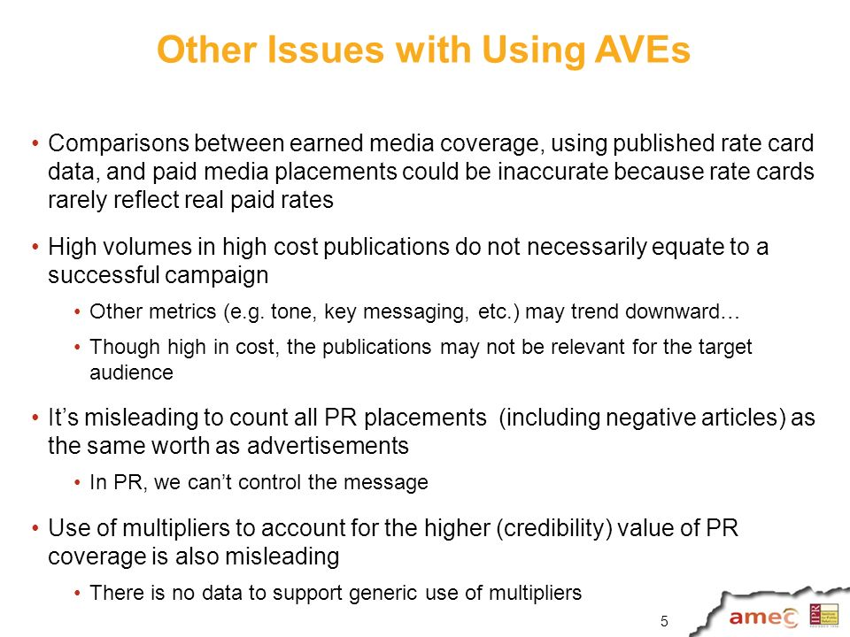More Sophisticated Forms of Media Analysis 6