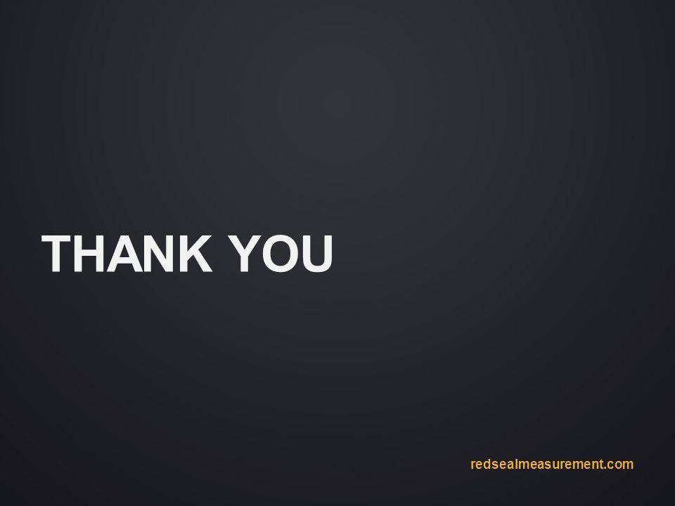 THANK YOU redsealmeasurement.com