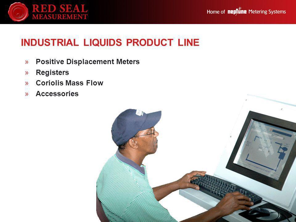 INDUSTRIAL LIQUIDS PRODUCT LINE »Positive Displacement Meters »Registers »Coriolis Mass Flow »Accessories
