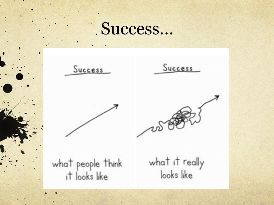 Success…