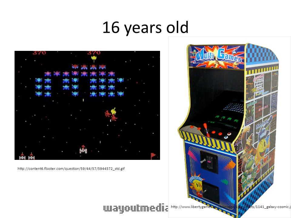 16 years old http://content6.flixster.com/question/59/44/57/5944572_std.gif http://www.libertygames.co.uk/images/1/products/1141_galaxy-cosmic.jpg