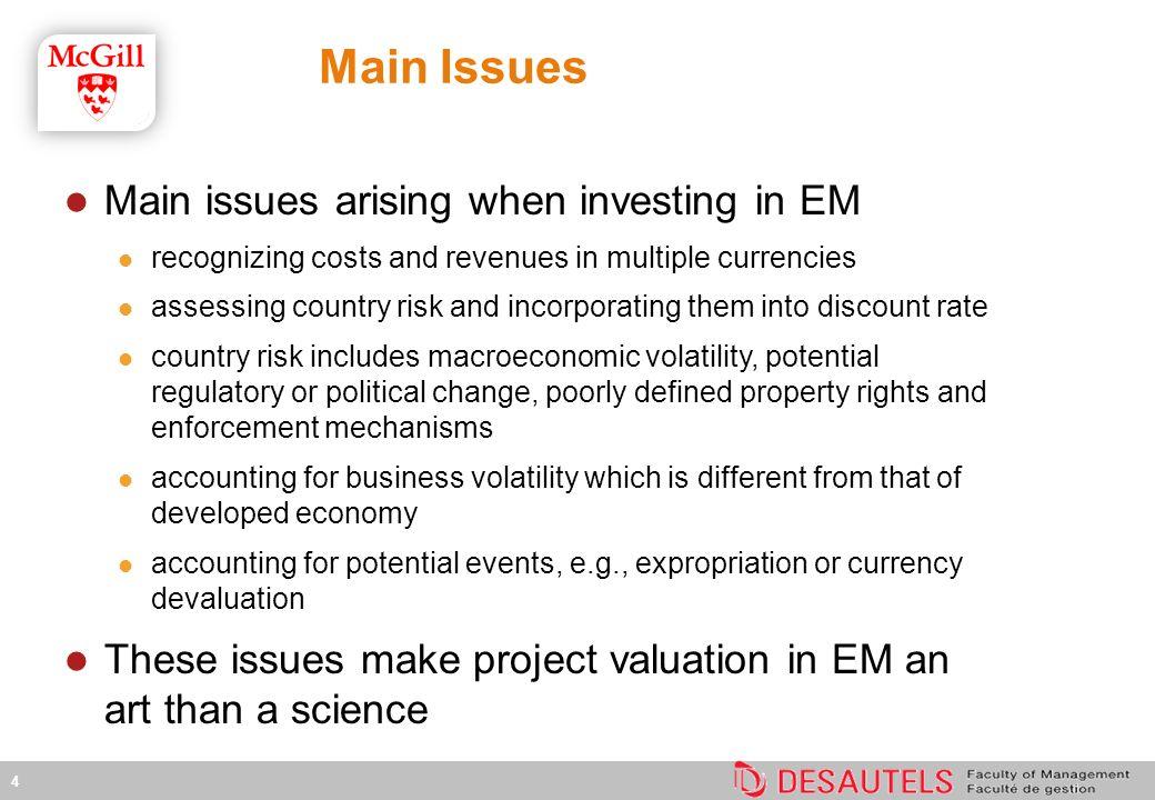 5 Basic Idea Basic Principles inflation and risk erode purchasing power of money.
