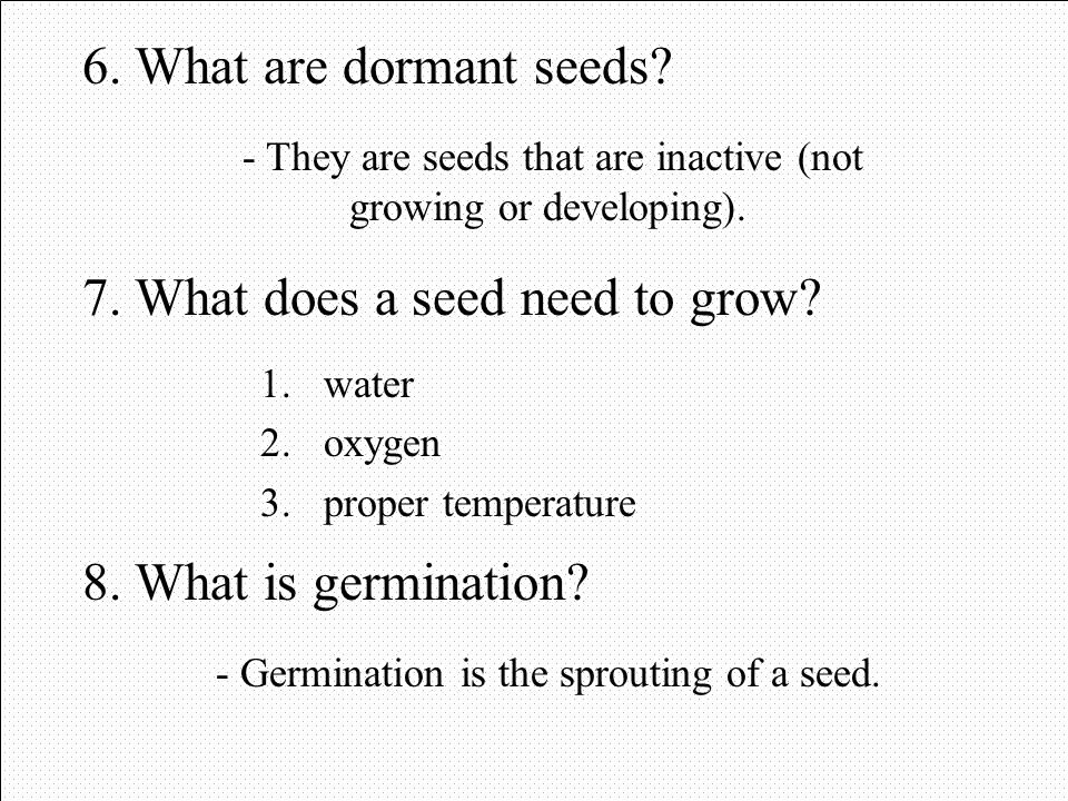 4. What is fertilization? 5. What takes place after fertilization? - Fertilization occurs when the sperm from the pollen grain fuses (joins) with the