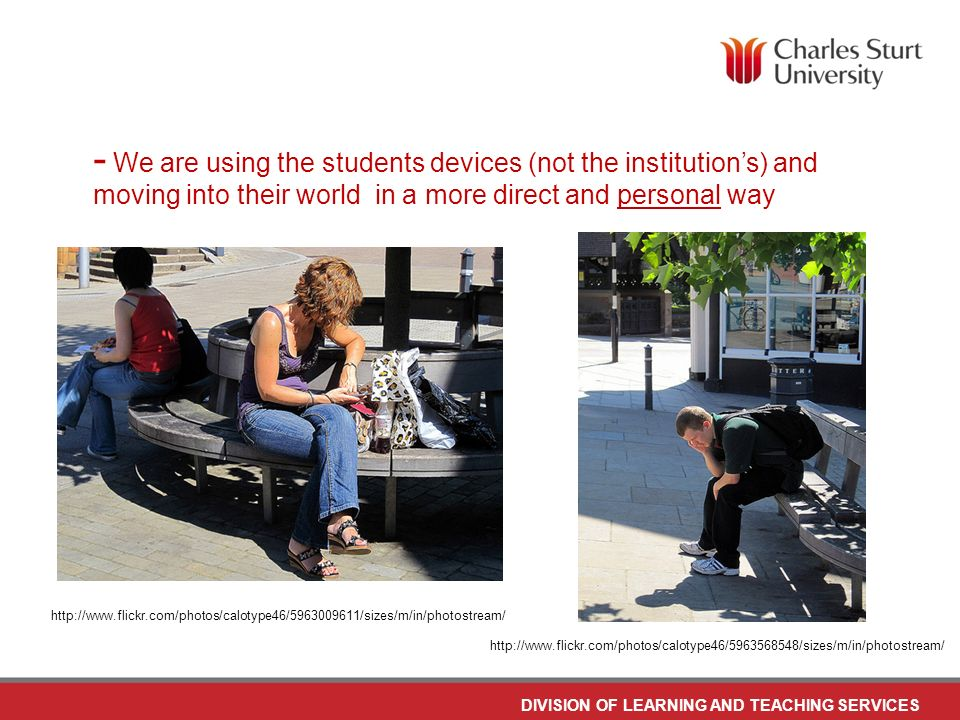 DO NOT PLACE ANY TEXT OR GRAPHICS ABOVE THE GUIDELINE SHOWN DO NOT PLACE ANY TEXT OR GRAPHICS BELOW THE GUIDELINE SHOWN TO EDIT GRAPHICS IN THE MASTER SELECT: VIEW > SLIDE MASTER TO APPLY PAGE STYLES RIGHT CLICK YOUR PAGE >LAYOUT DIVISION OF LEARNING AND TEACHING SERVICES TO EDIT THE FOOTER IN THE MASTER SELECT: VIEW > SLIDE MASTER http://www.csu.edu.au/division/lts/docs/role/ltsystemsdashboard.pdf