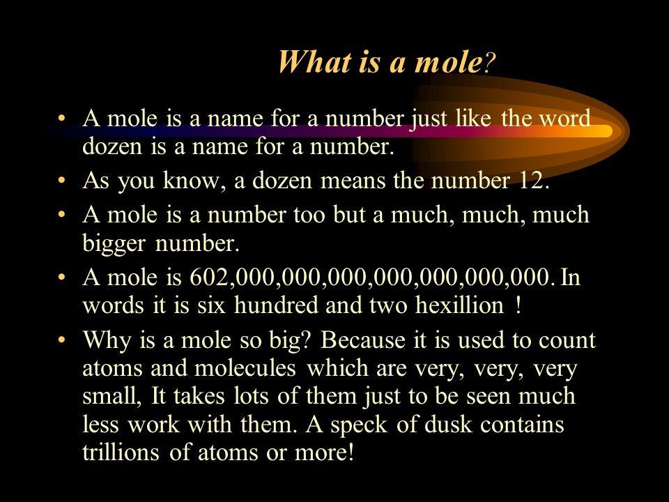 Moles Moles Atoms Moles Grams MOLES Copyright Sautter 2003