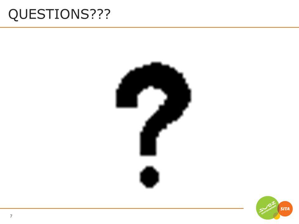 7 SITA UK 17/06/2011 QUESTIONS???