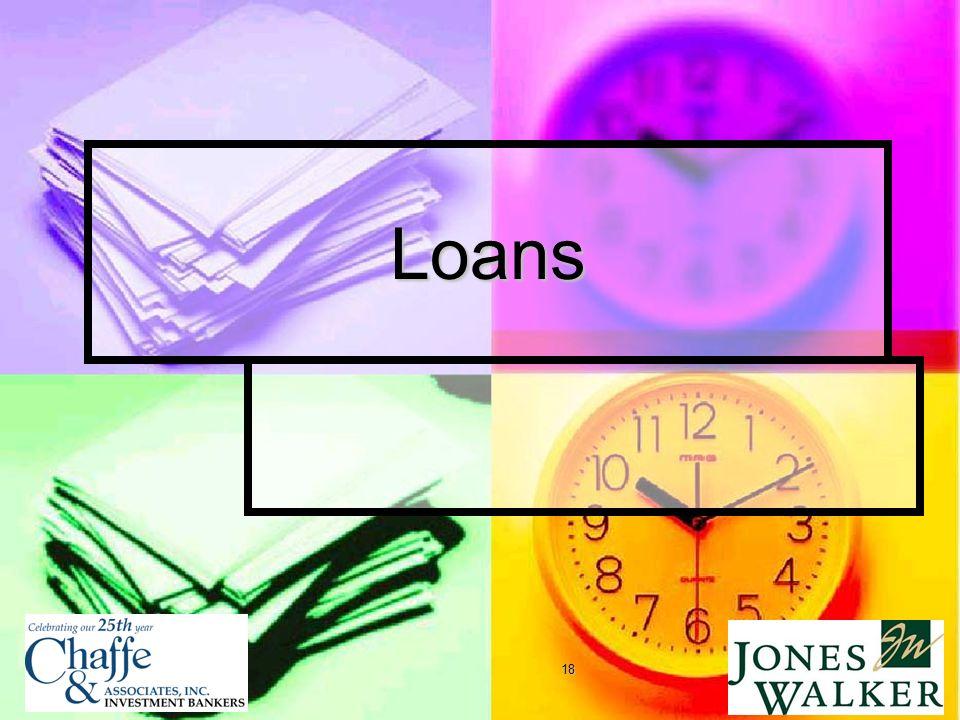 18 Loans