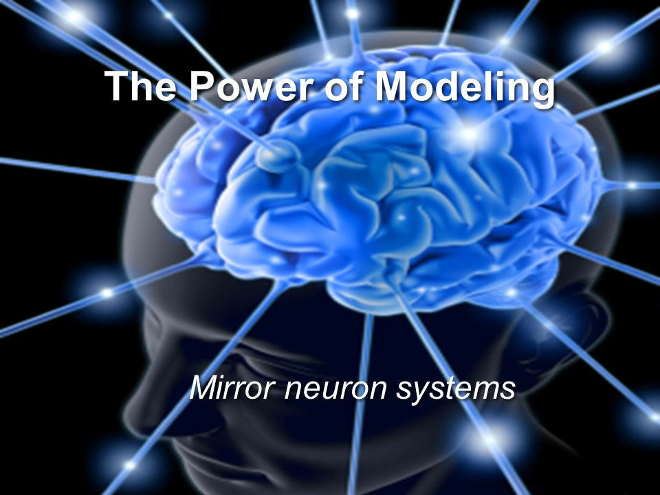 The Power of Modeling Mirror neuron systems