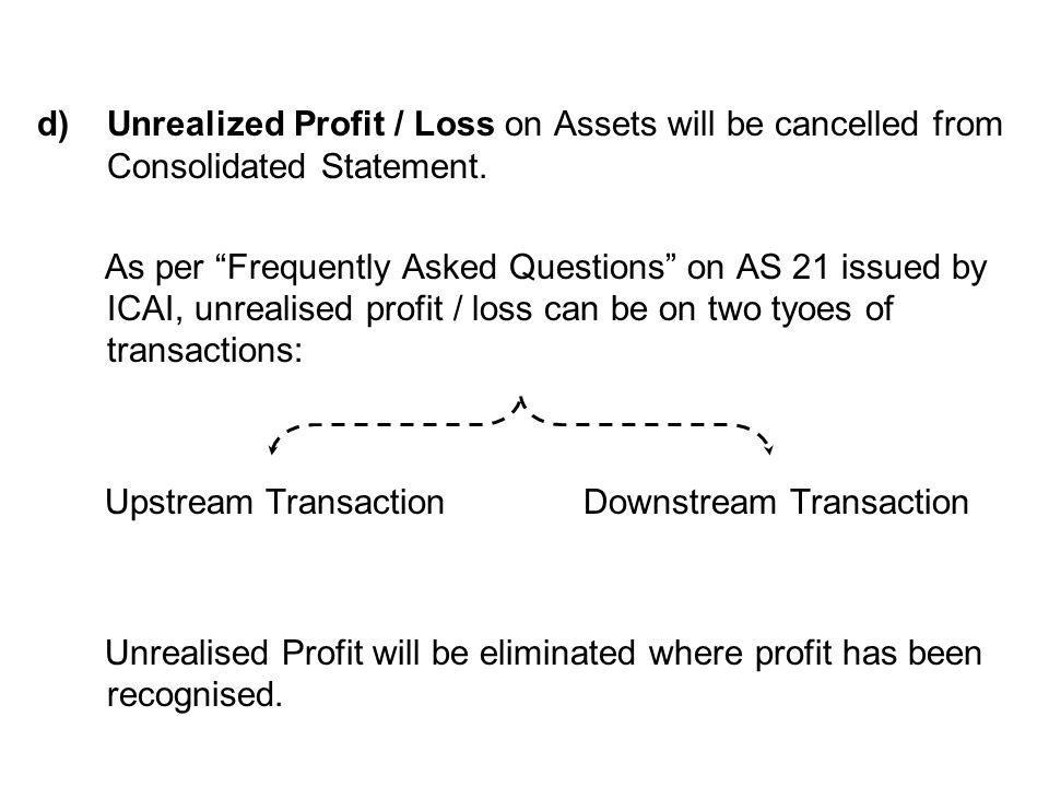 e)Any receivable or payable within group will be cancelled.