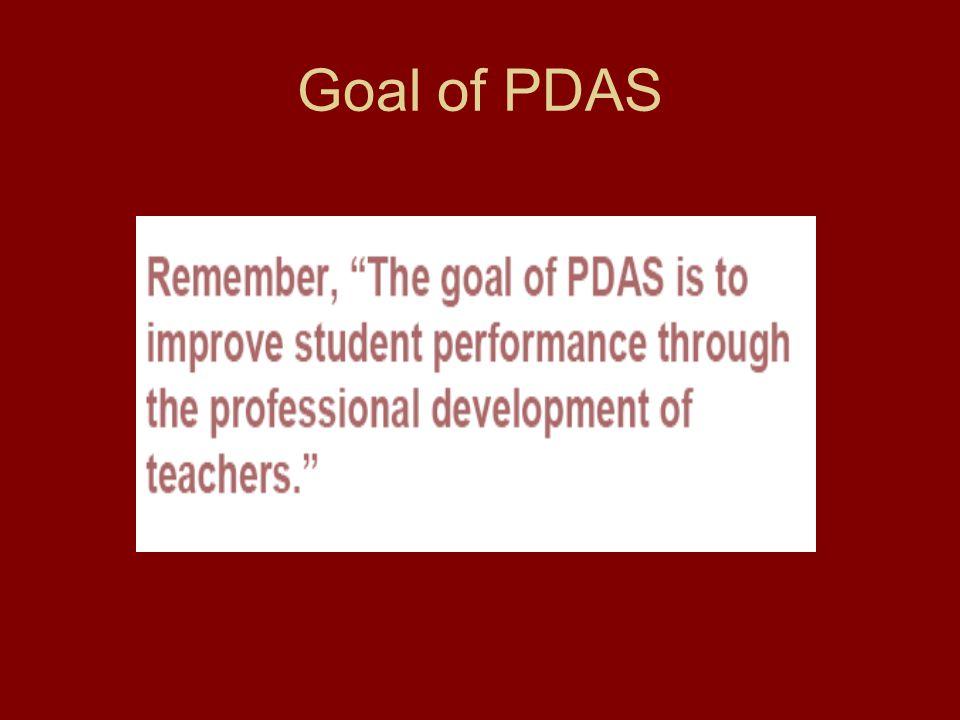 Goal of PDAS