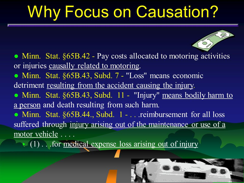 Causation in Bodily Injury Cases