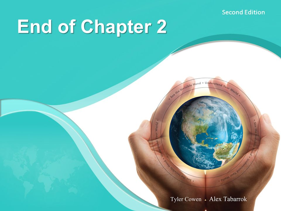 Second Edition End of Chapter 2