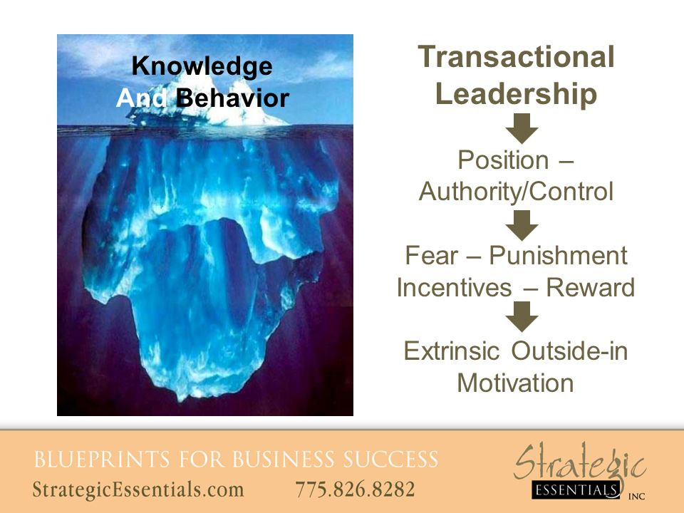 Leadership who tap into the intrinsic motives of their people often tap into flow and peak states of performance.