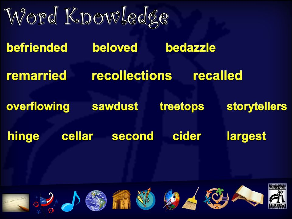 Use the word beloved in a sentence. Explain the rule about the /s/ sound spelled with a C.