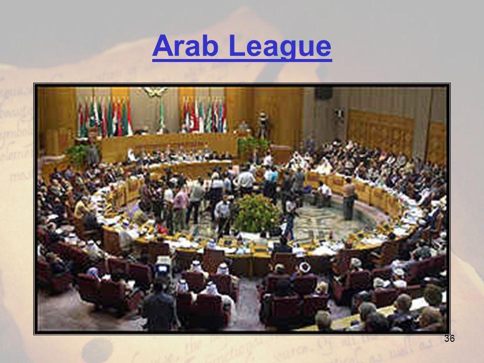 Arab League 36