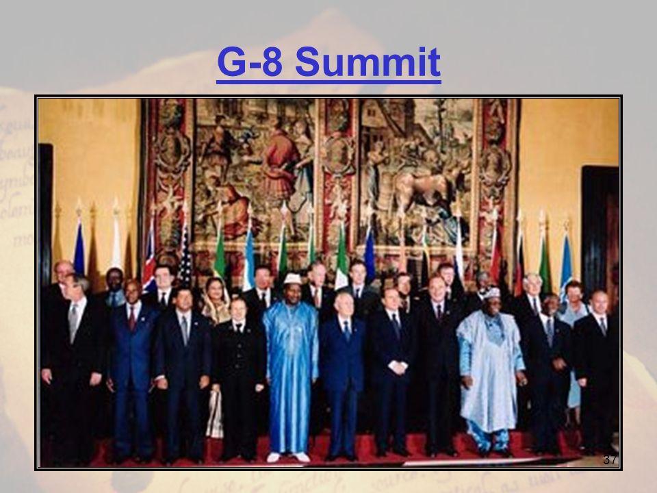 G-8 Summit 37