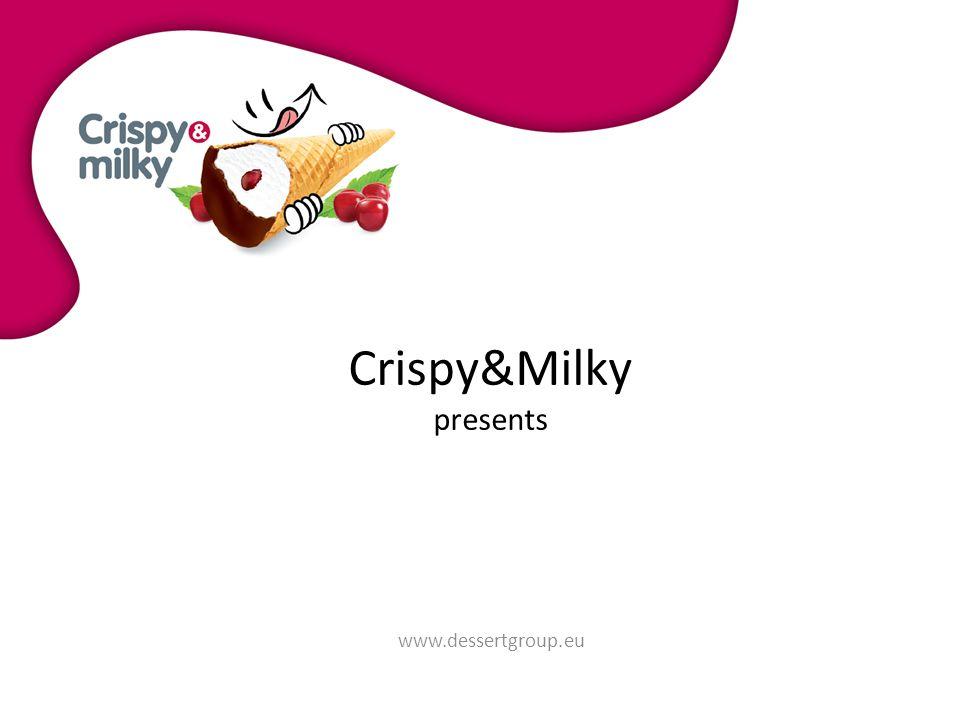 Crispy&Milky presents www.dessertgroup.eu