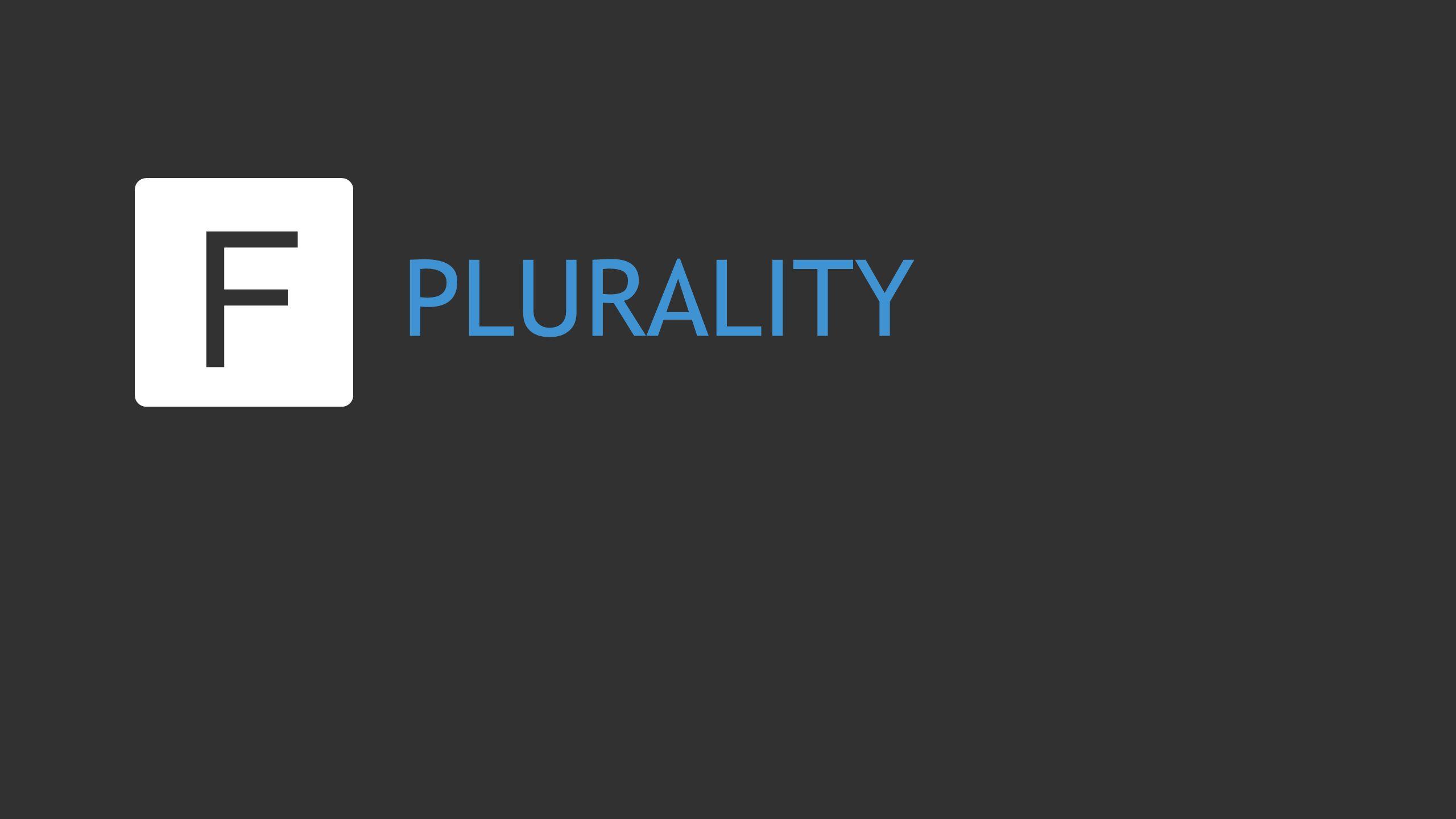 PLURALITY F
