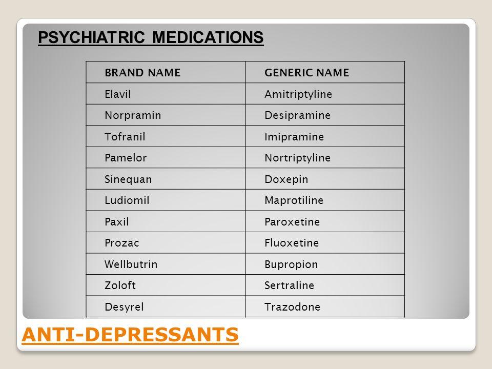 Seizure Medications There are many of these… Dilantin (phenytoin), Depakote, Tegretol (carbamazepine), Klonopin (clonazepam), Neurontin (gabapentin),