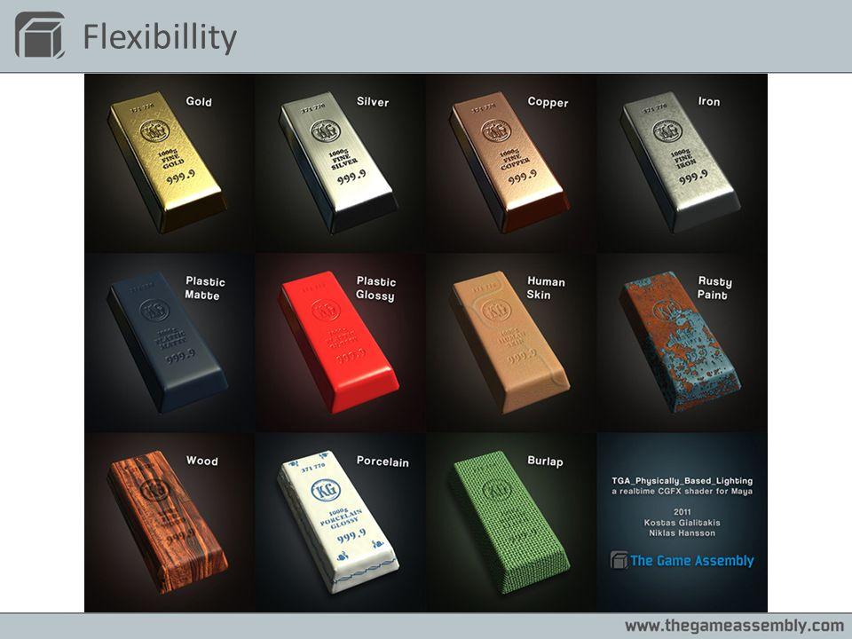 Flexibillity
