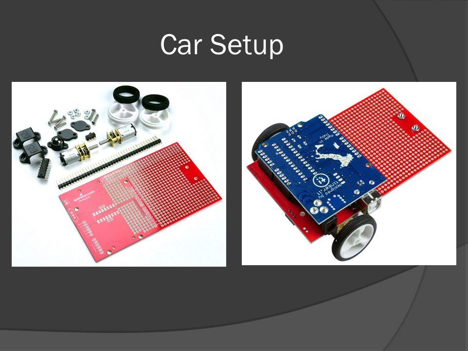 Car Setup