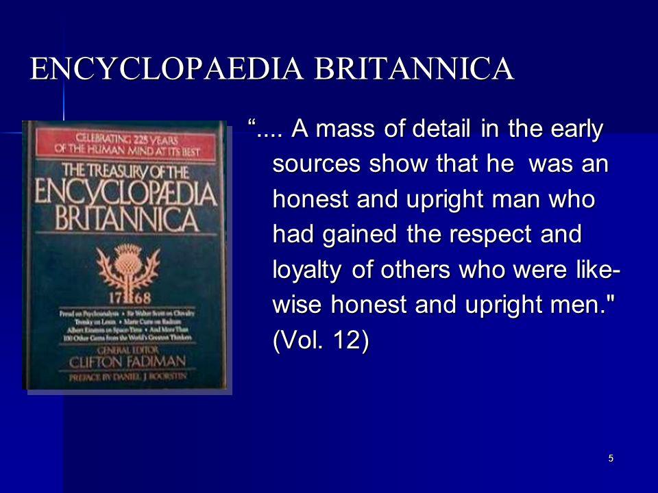 ENCYCLOPAEDIA BRITANNICA....