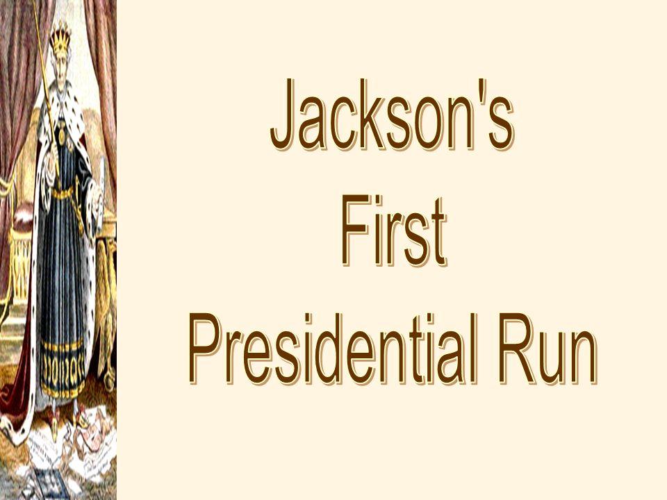 General Jackson During the Seminole Wars