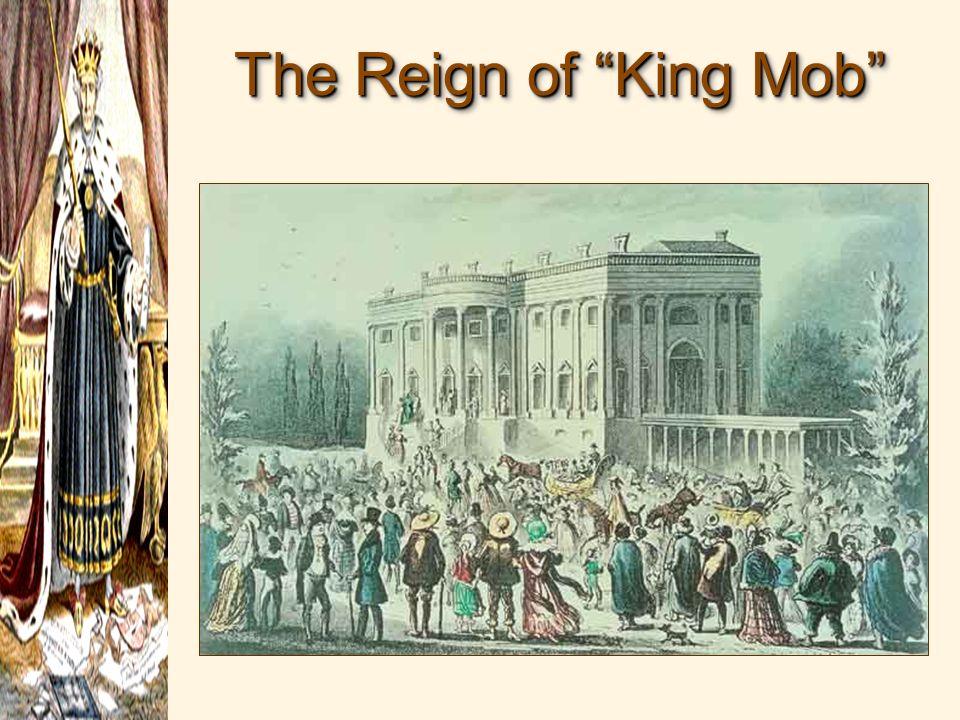 Jacksons Faith in the Common Man Intense distrust of Eastern establishment, monopolies, & special privilege.