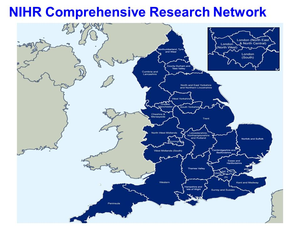 NIHR Comprehensive Research Network