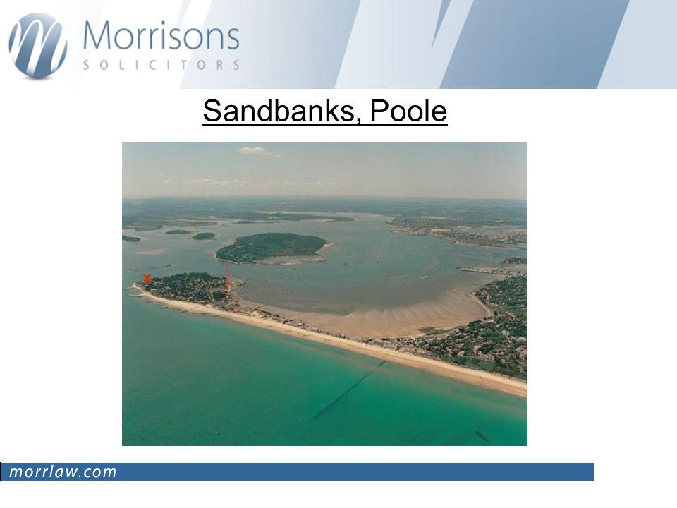 x Sandbanks, Poole