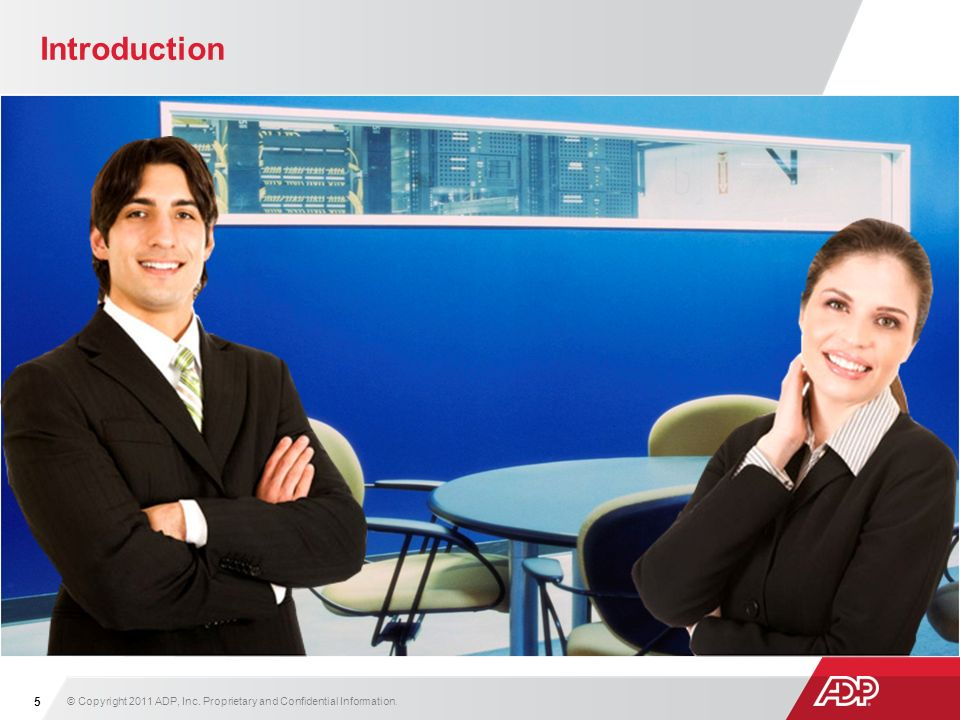 Introduction © Copyright 2011 ADP, Inc. Proprietary and Confidential Information. 6 Calculations