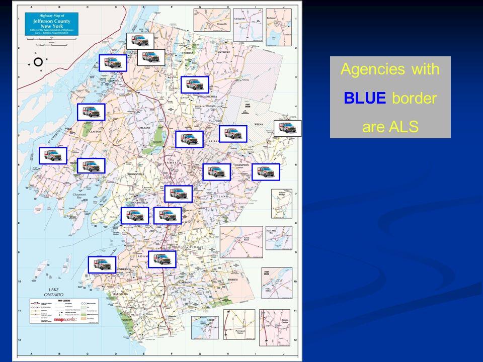 Regional AMS (Overdose) Protocol Jefferson County ALS Providers ~ 38 First Responders ~ 350 EMT Basic 7 Intermediate AEMTs 35 Critical Care AEMTs 62 Paramedics
