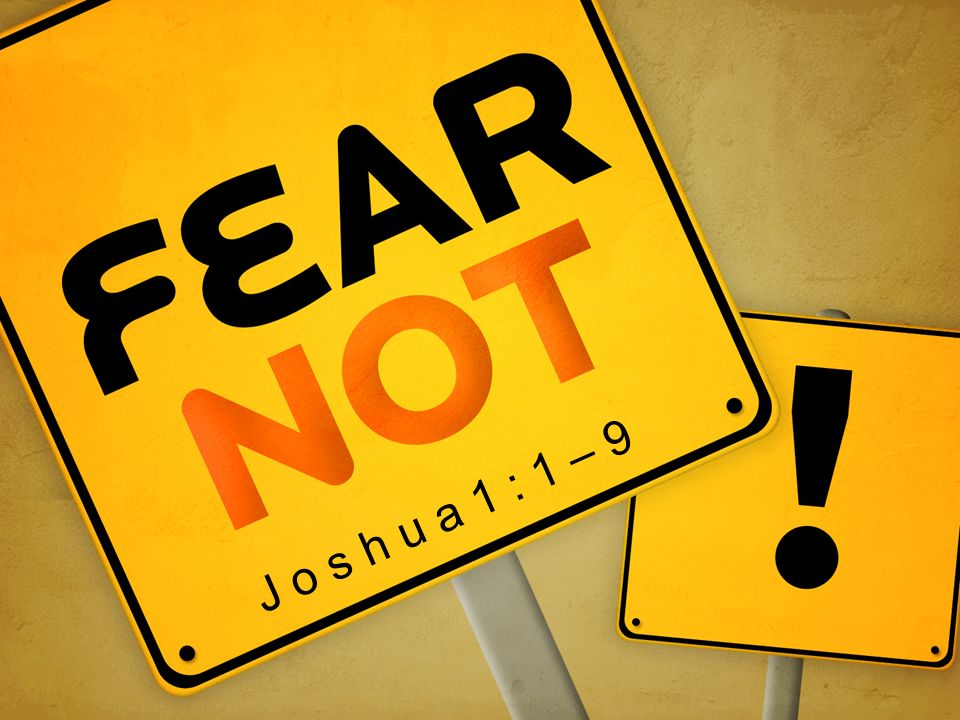 You were not born with fears, all fears are learned, and so in most cases can be unlearned.
