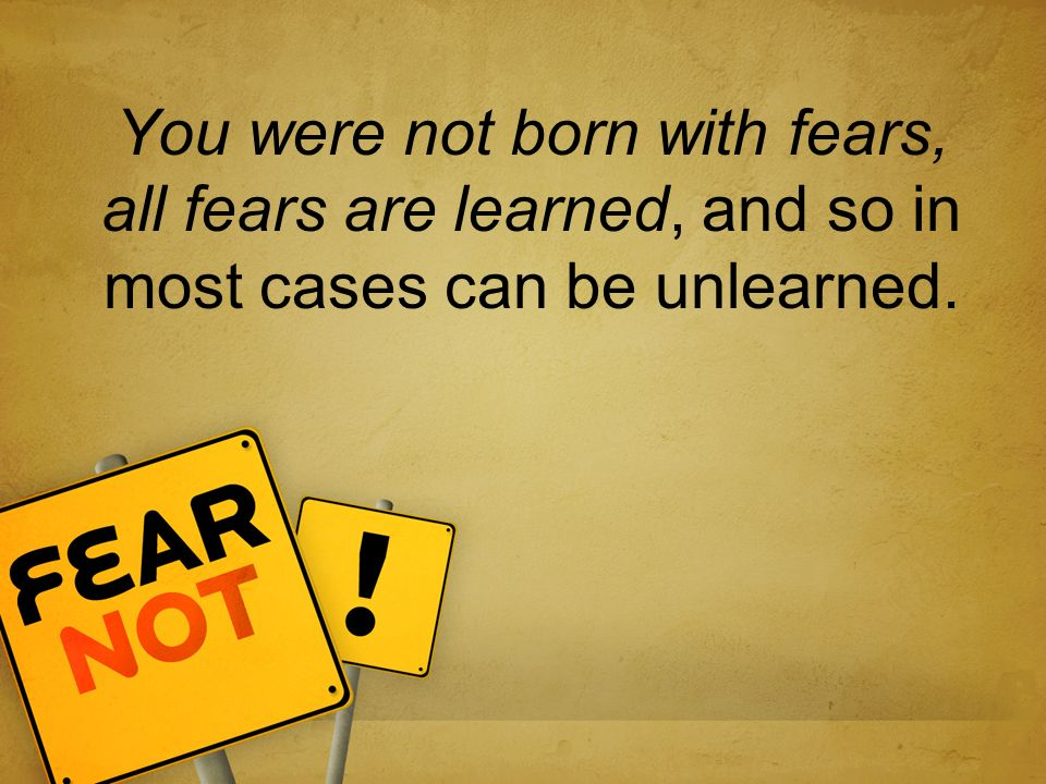 Fear is a distressing negative sensation induced by a perceived threat.
