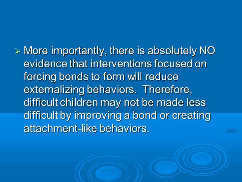 Treatments should be symptom focused.