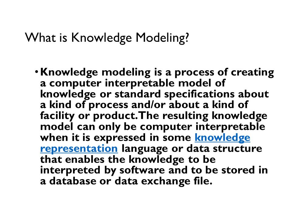 Objectives for this session History & theory of Knowledge Management (KM) KM models Ontology and its design methodology