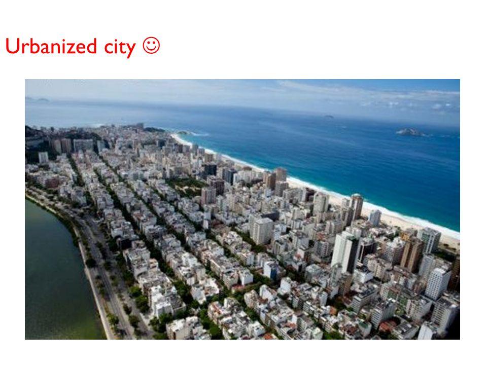 Non-Urbanized City
