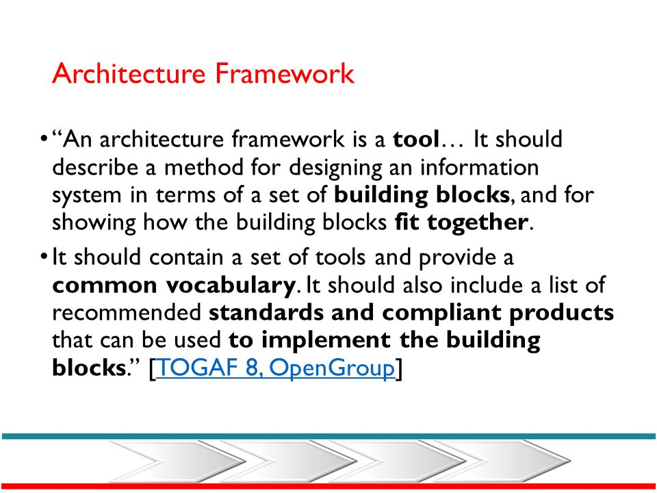 Architecture Design 3/3 Besides the development of totally new systems it becomes more and more important to consider the renewal or renovation of exi