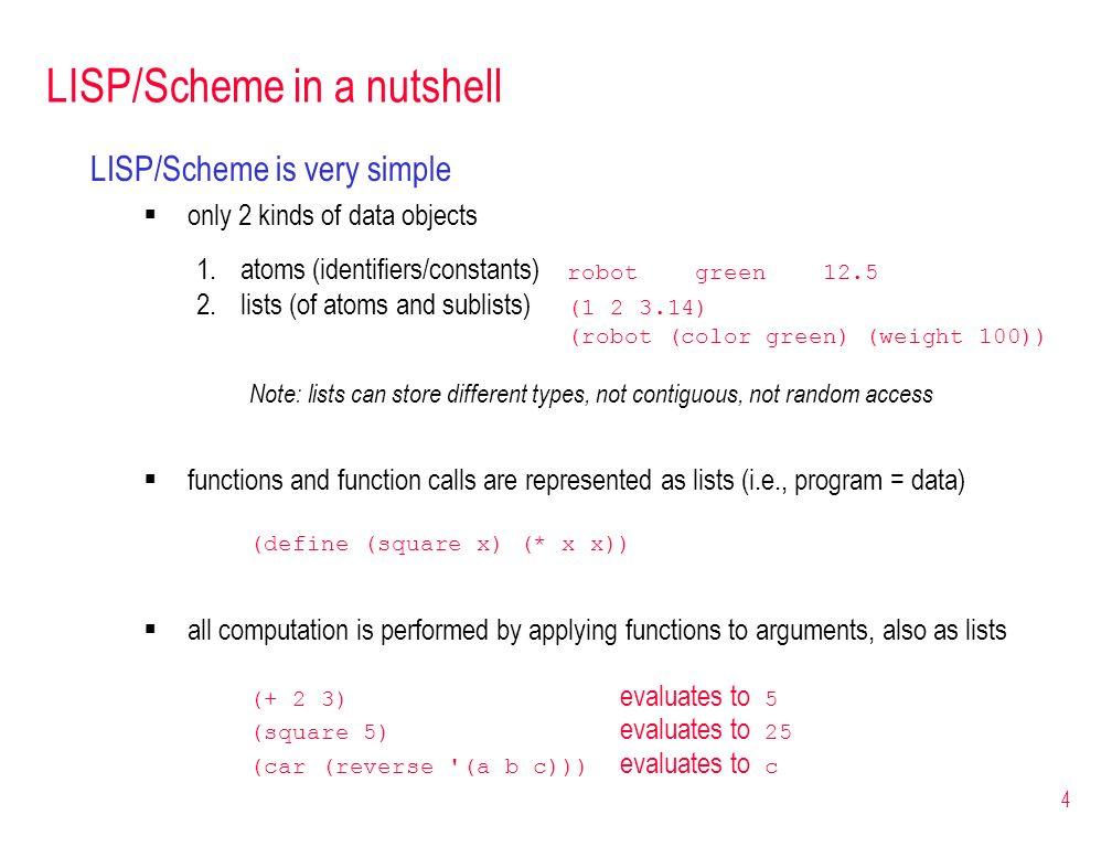 25 Tree routines (define TREE1 (dog (bird (aardvark () ()) (cat () ())) (possum (frog () ()) (wolf () ())))) (define (empty.