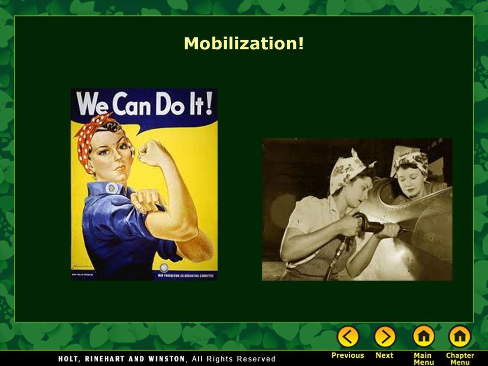 Mobilization!
