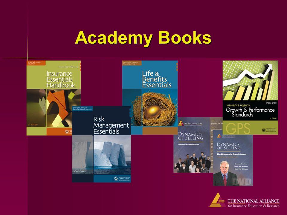 Academy Books