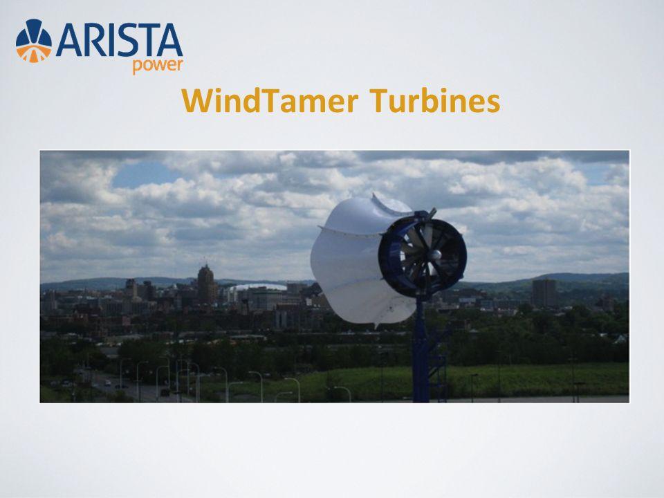 WindTamer Turbines