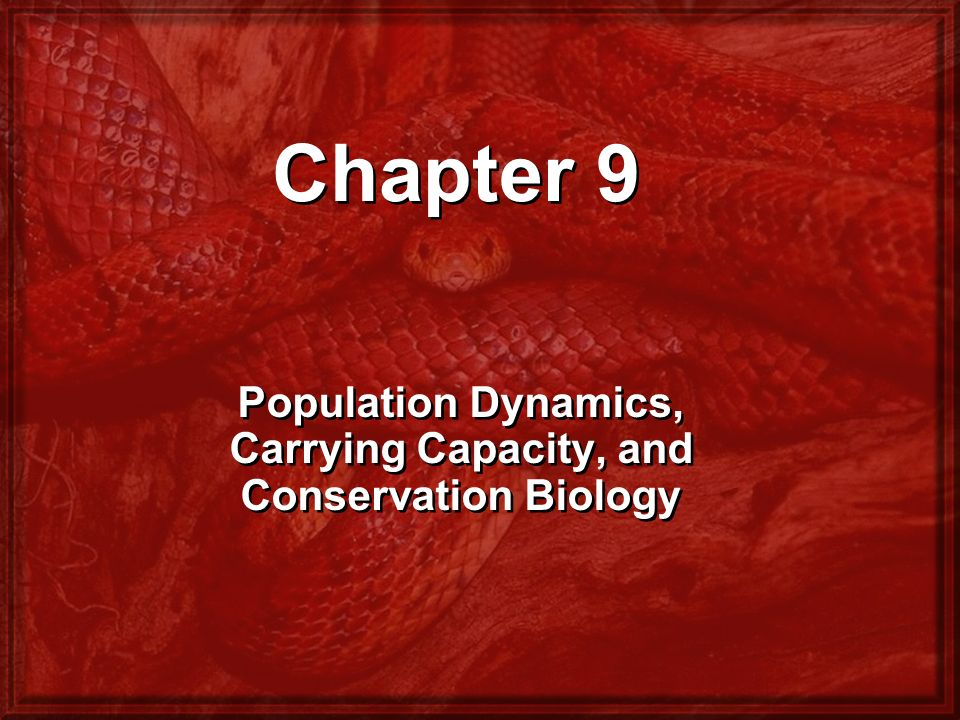 Key Questions How do populations change in size, density, and makeup.