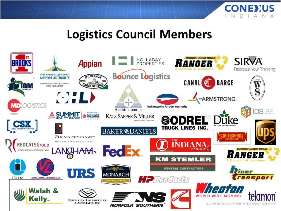 Logistics Council Members